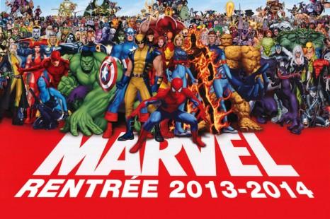 On a assisté à la Rentrée Marvel