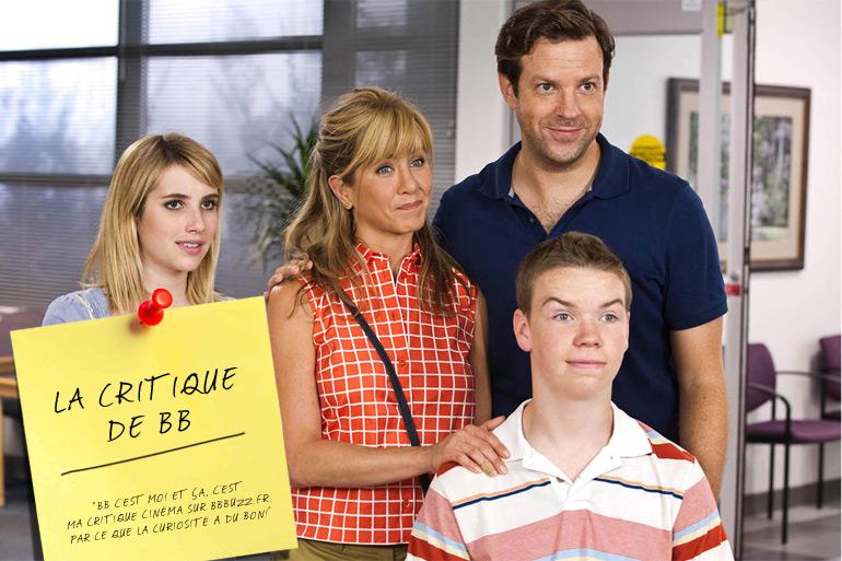 [EXCLU] La critique de BB : Les Miller, une famille en herbe