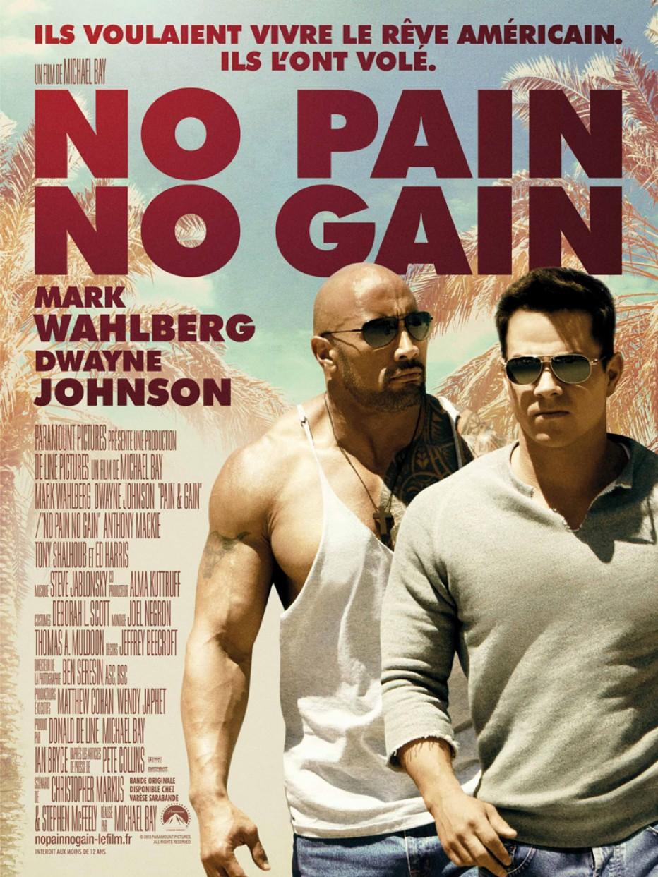 No Pain No Gain : découvrez un making-of de la course-poursuite