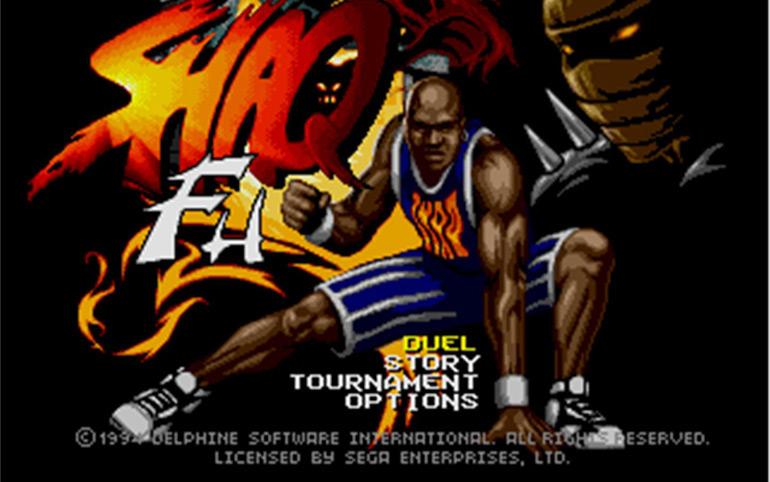Shaquille O'Neal est de retour dans le jeu vidéo…