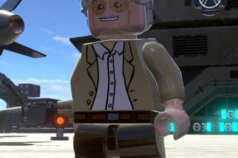 Stan Lee débarque dans Lego Marvel Superheroes!!