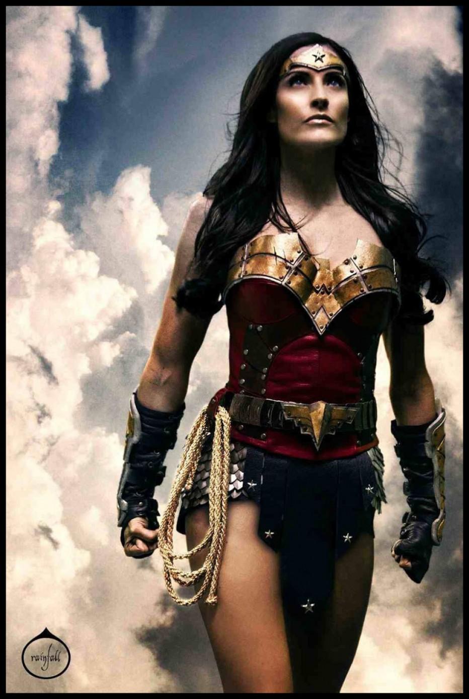 Un sublime court-métrage pour Wonder Woman