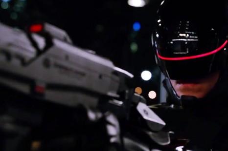 Un trailer pour le remake de Robocop