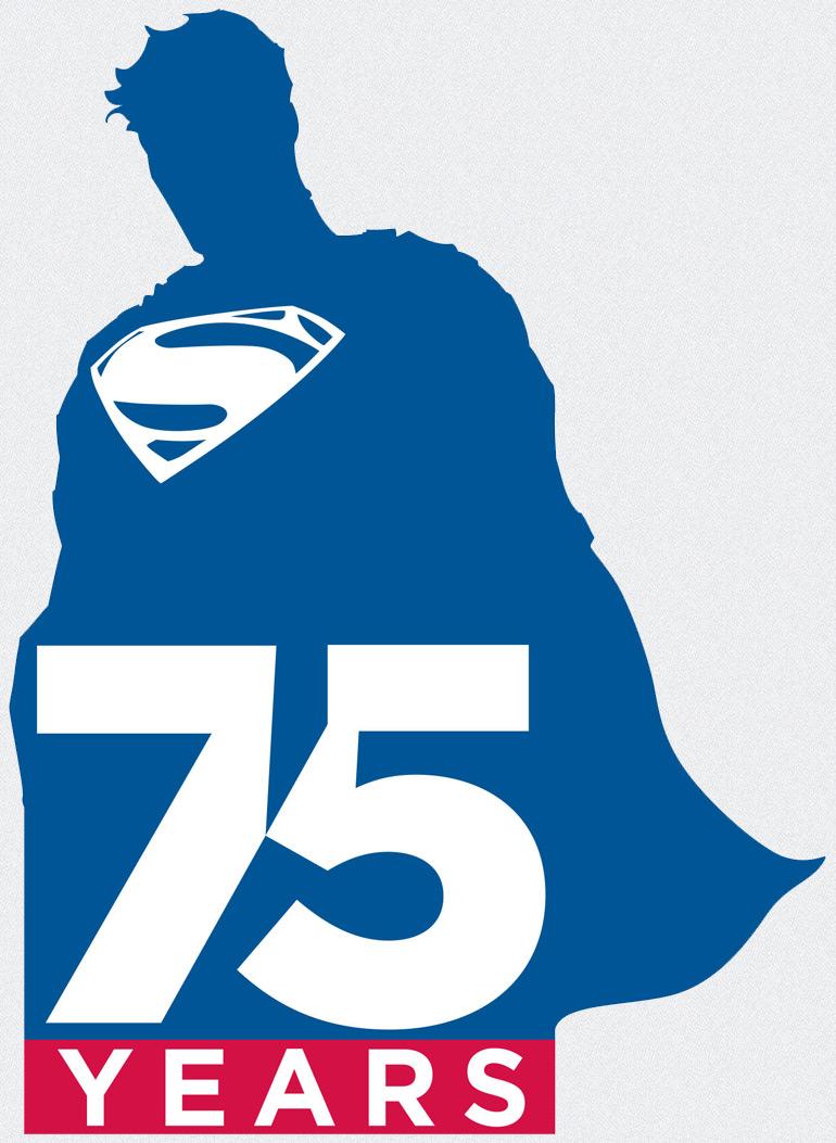 Superman fête ses 75 ans!