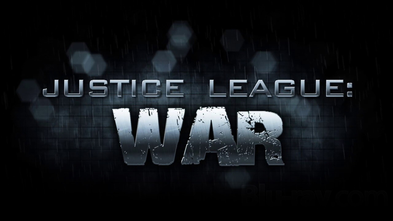 Justice League War : Enfin le trailer!