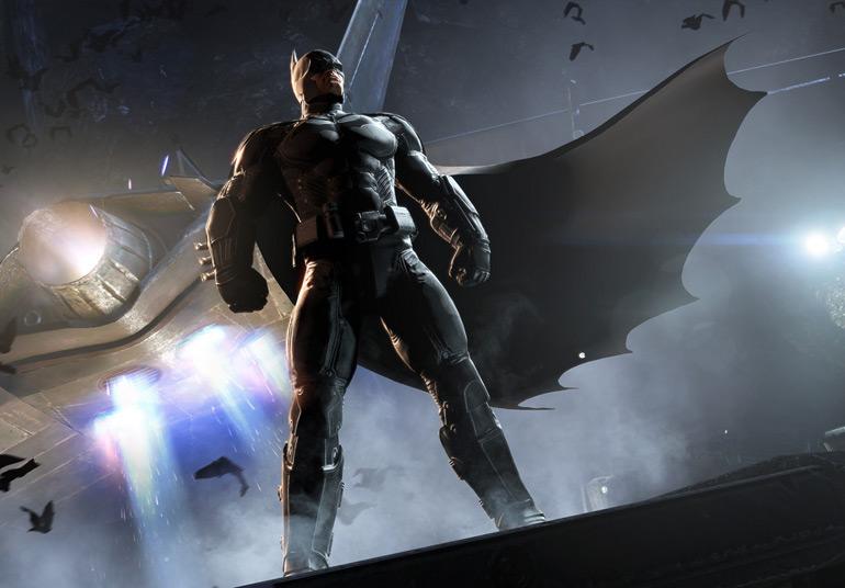 Pas facile d'être Bruce Wayne…