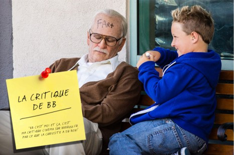 [EXCLU] La critique de BB : Bad GrandPa