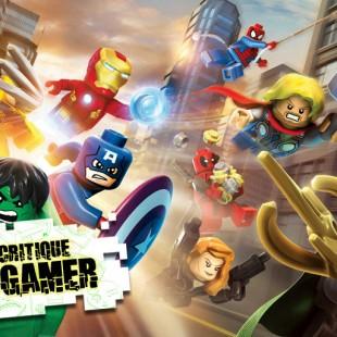 La Critique du Gamer : LEGO Marvel Super Heroes