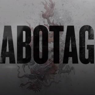 Schwarzy défonce tout dans Sabotage!