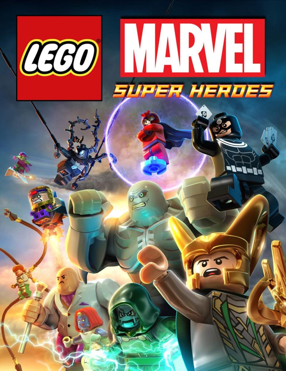 Découvrez la Web Série LEGO Marvel Super Heroes!