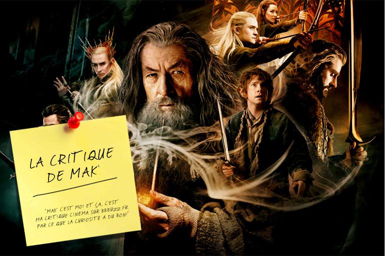 [EXCLU] La critique de Mak' : Le Hobbit – la Désolation de Smaug