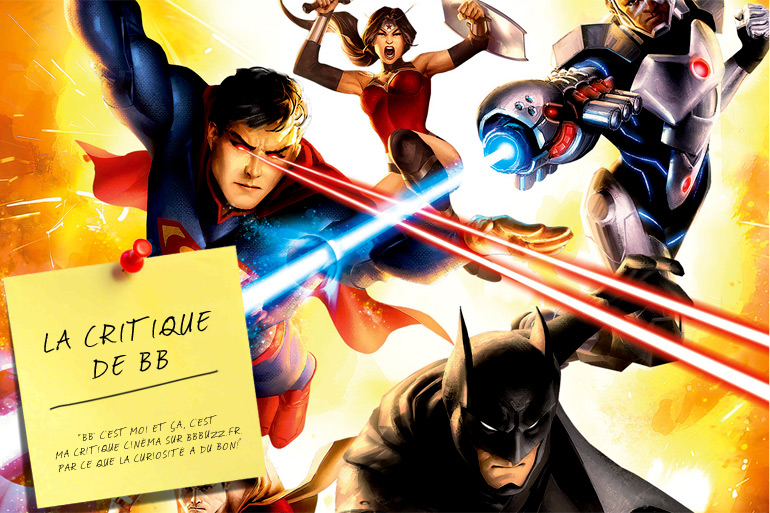 [EXCLU] La critique de BB : Justice League: War