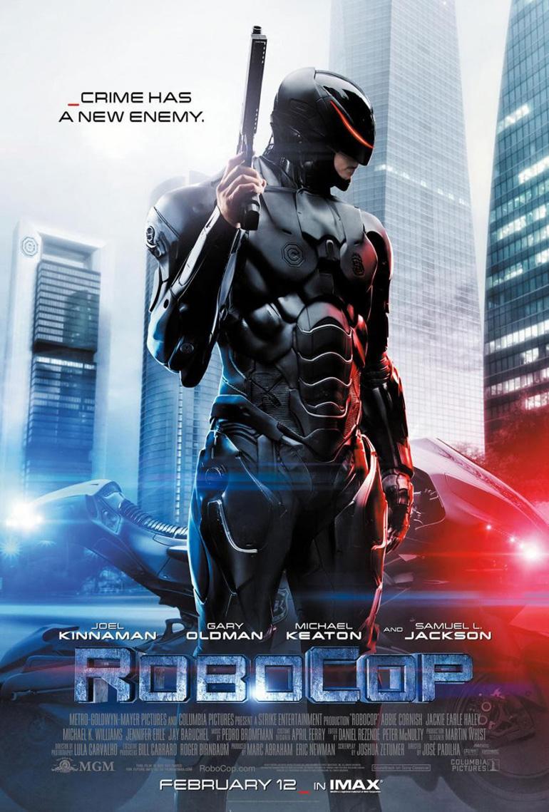 Robocop et la Sécurité Routière