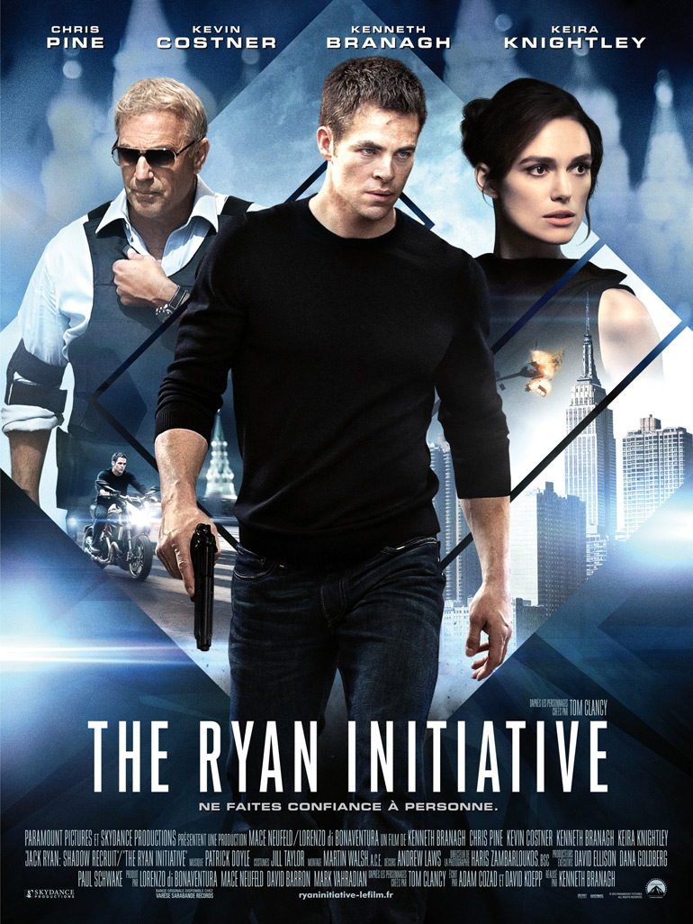 Un extrait de 4min pour The Ryan Initiative