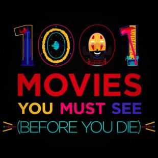1001 films à voir avant de mourir…