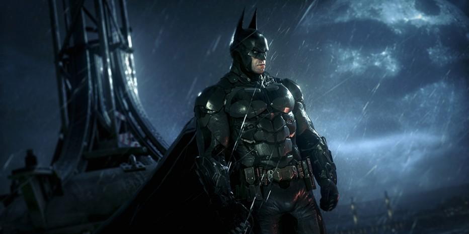30 minutes de gameplay pour Batman Arkham Knight