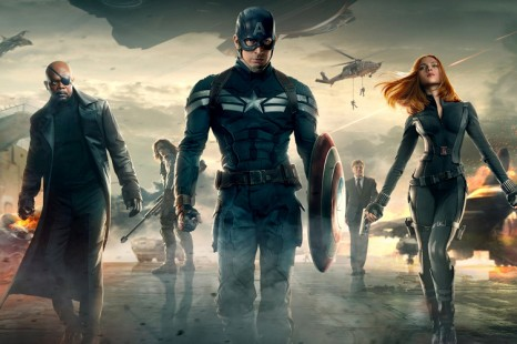 Un Making-of pour Captain America