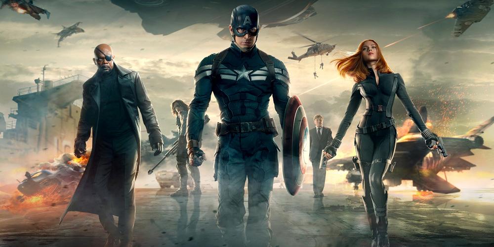 Un Making-of pour Captain America