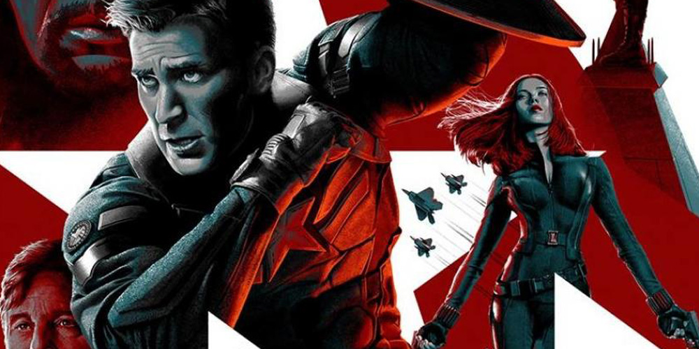 De supers Posters pour Captain America