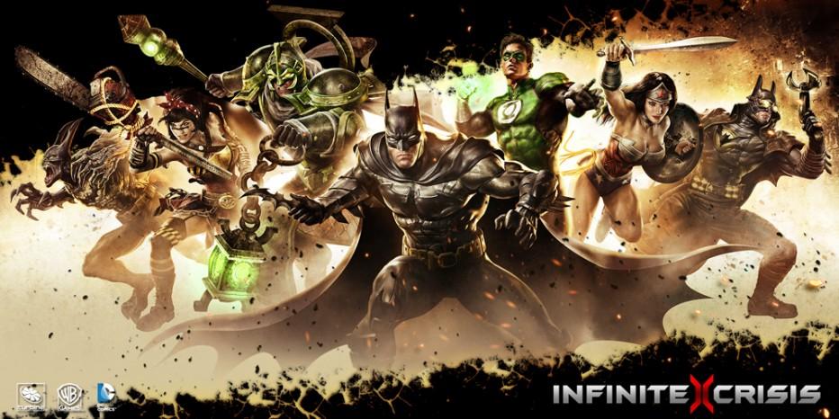 Un trailer pour la Beta d'Infinite Crisis