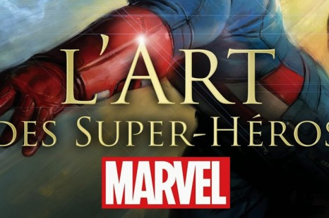 Expo : L'Art des Super-Héros Marvel®