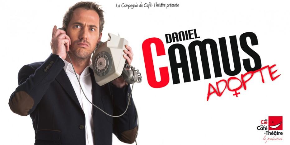 Daniel Camus «Adopte»