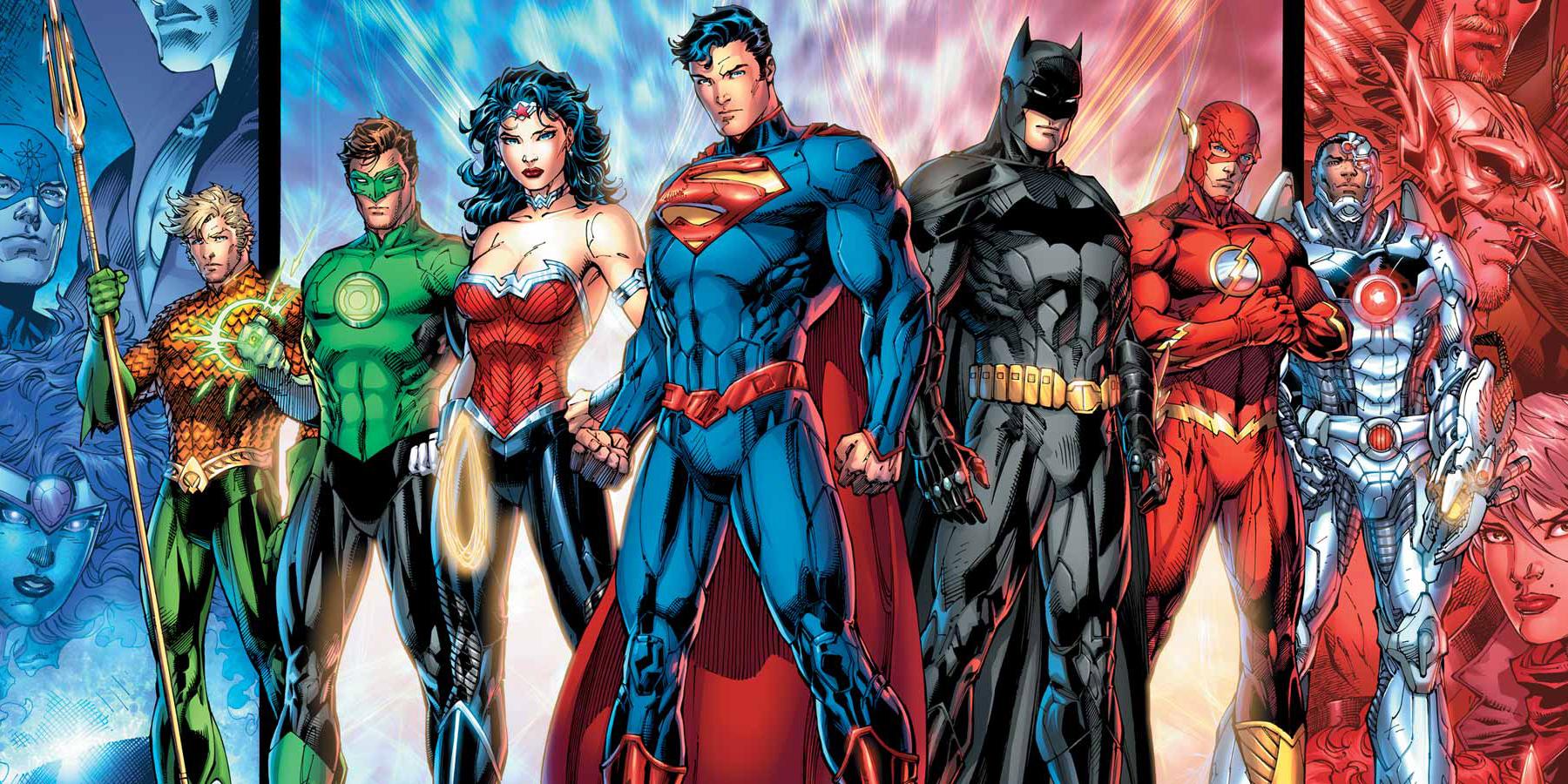 Justice League : le film !