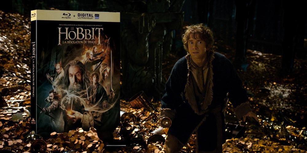 Retrouvez Le Hobbit mercredi en blu-ray