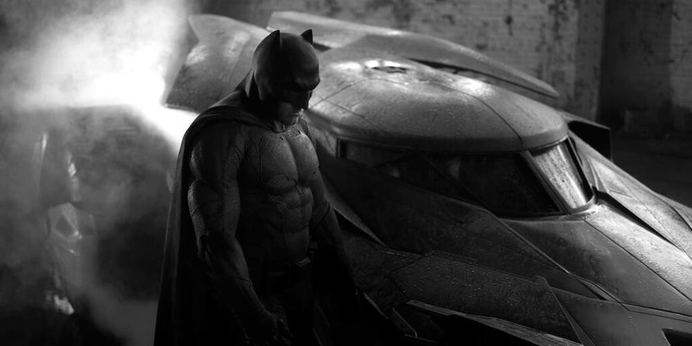 Zack Snyder dévoile Batman !!!