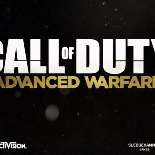 Call of Duty Advanced Warfare dévoilé