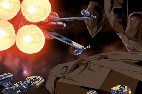 Star Wars version animé japonais