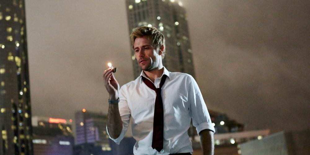 Après Gotham, voici Constantine !