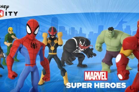 De nouveaux héros pour Disney Infinity 2.0 Marvel