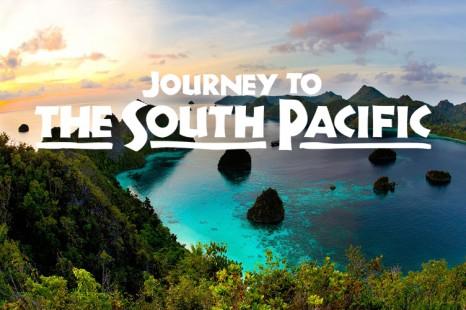 [Terminé] **Concours** South Pacific