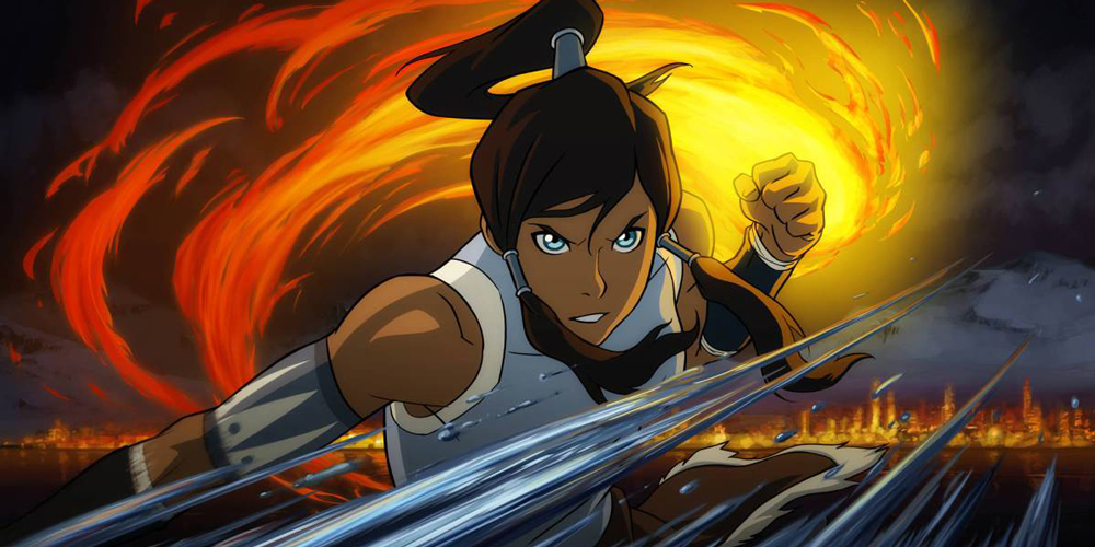 Du gameplay pour Legend of Korra