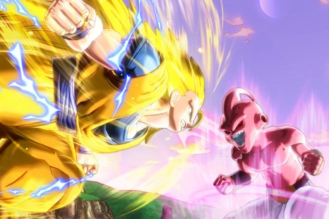 Du Gameplay pour Dragon Ball Xenoverse