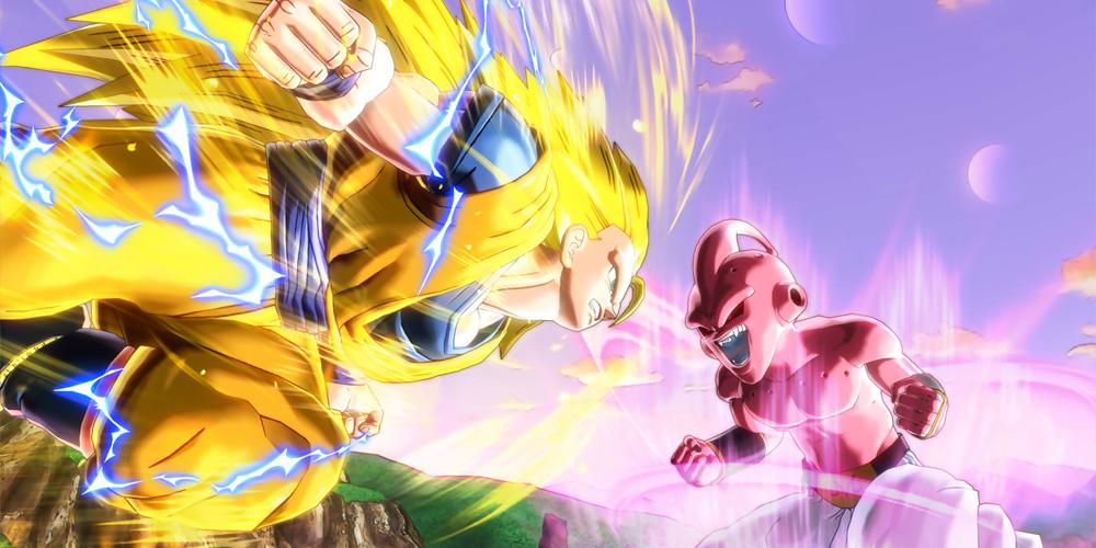 Du Gameplay pour Dragon Ball Xenoverse