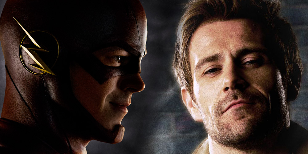On a vu The Flash et Constantine