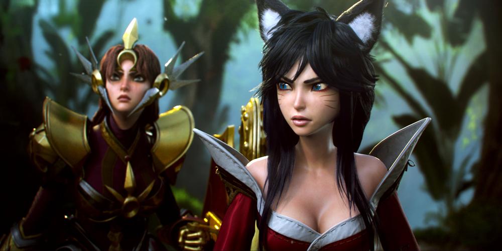 League of Legends : Une nouvelle Aube