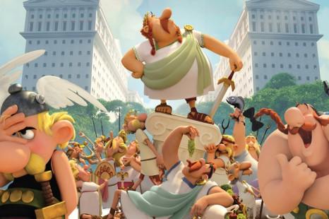 Découvrez le making-of d'Astérix – Le Domaine des Dieux