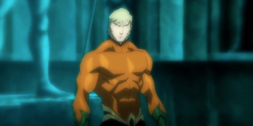 Justice League: Throne of Atlantis, le trailer !