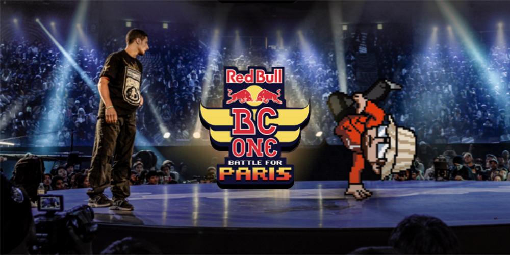 Red Bull BC One Battle For Paris : Le jeu !