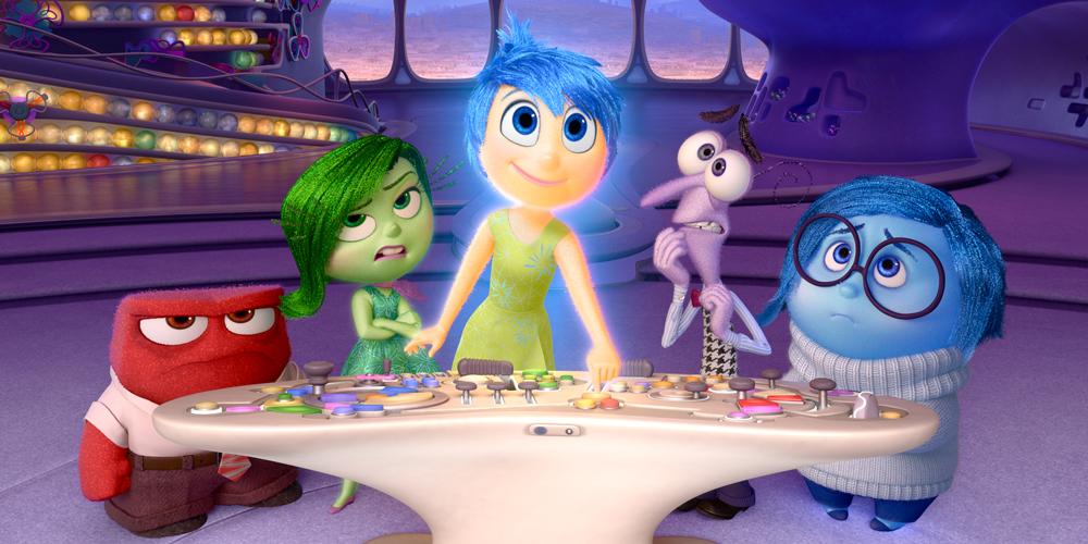 Vice-Versa, le nouveau Disney/Pixar