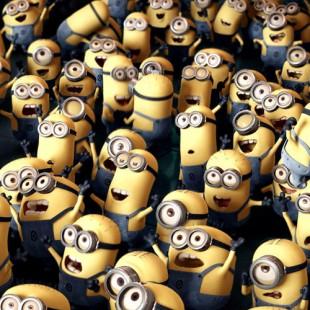 Les Minions, le film !