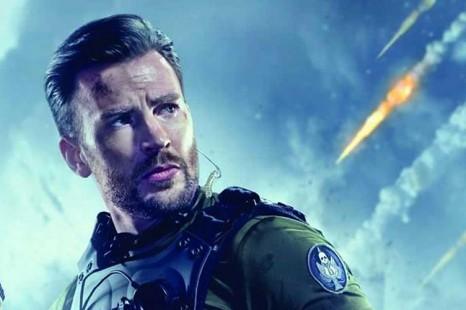 Chris Evans, le soldat ultime !