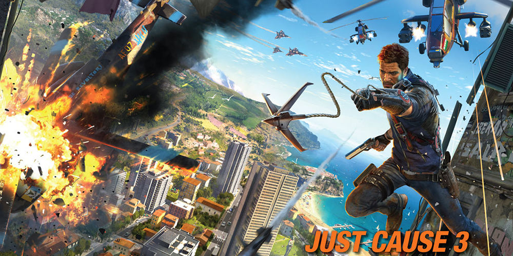 Just Cause 3, un trailer EXPLOSIF !!
