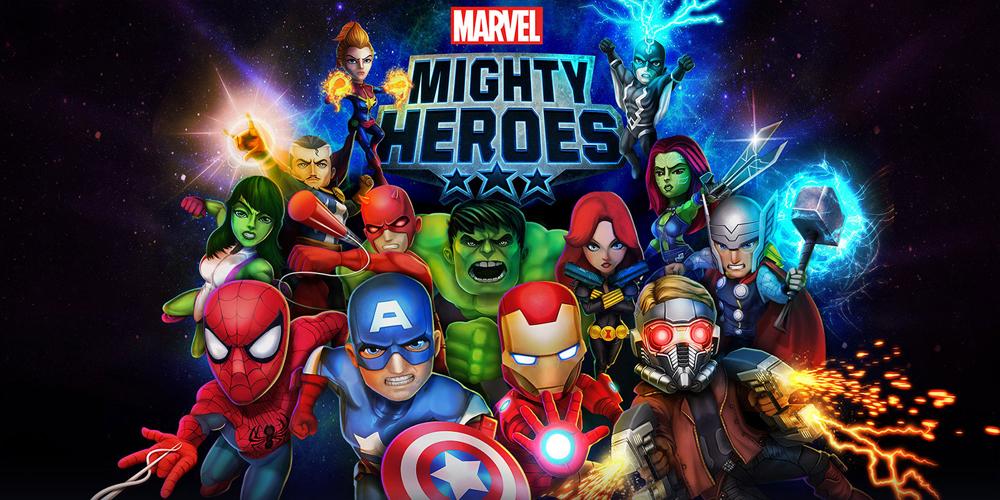 Un nouveau jeu Marvel sur mobile