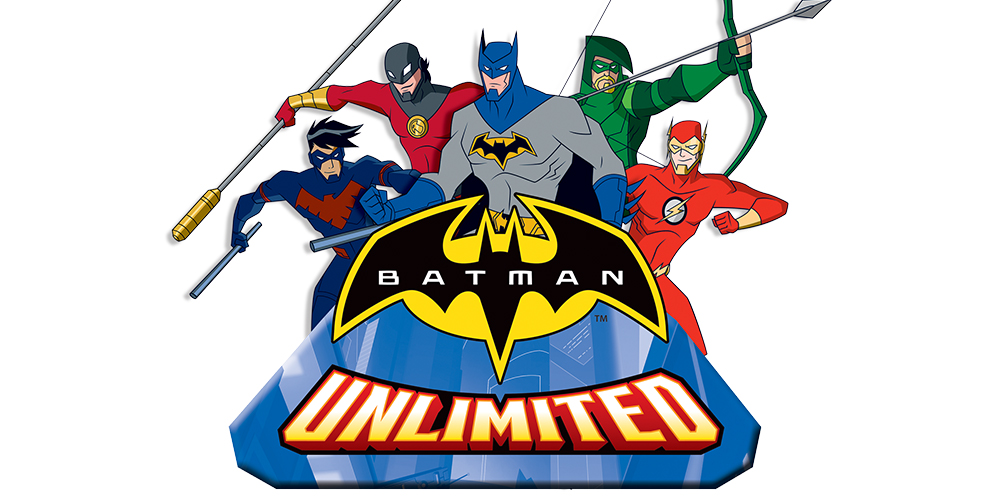 Voilà Batman Unlimited !!