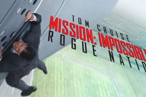 MI : Rogue Nation