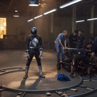 Power Rangers, le making-of